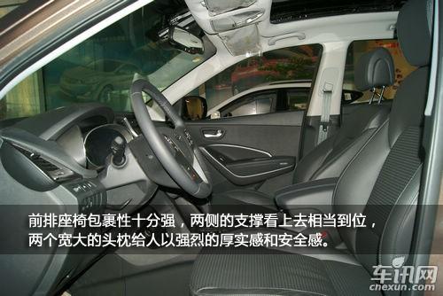 其主要的竞品将锁定丰田汉兰达和大众途观上