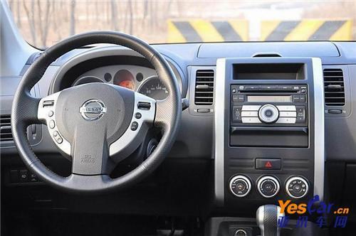 2010款 奇骏 2.5L XV 至尊版 CVT 4WD 亚讯车网