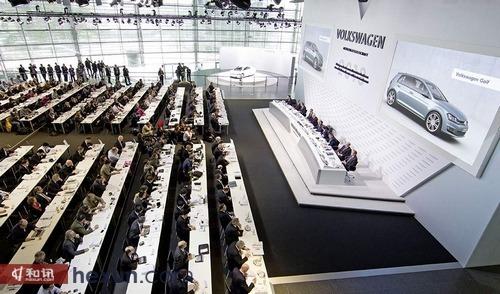 大众2012年税前盈利66亿欧元 未来三年在华投