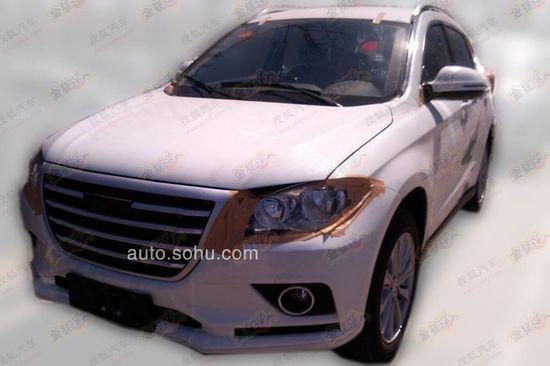 長城哈弗H2上海車展首發 或售6-9萬區間