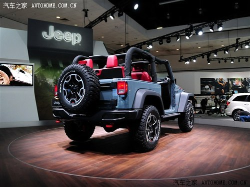 JeepJeep牧馬人2013款 3.6L 十週年紀念版 羅賓漢