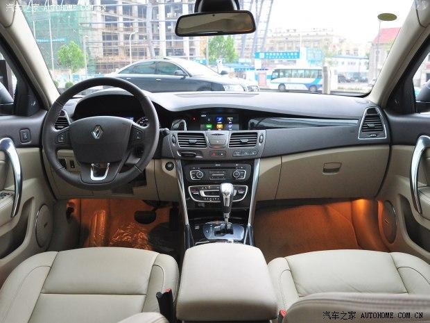 雷诺雷诺纬度2013款 2.5L 豪华导航版