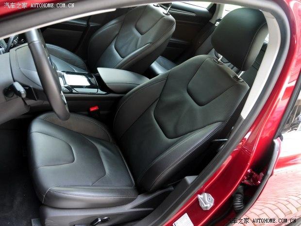 福特长安福特蒙迪欧2013款 2.0L GTDi240豪华运动型
