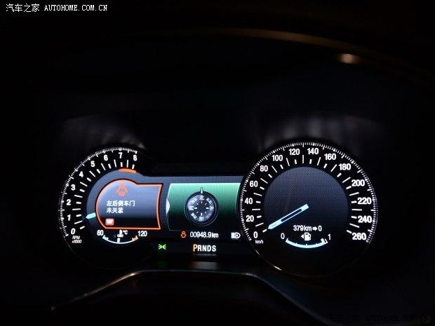 福特长安福特蒙迪欧2013款 2.0L GTDi240旗舰型