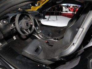 迈凯伦迈凯伦迈凯伦P12014款 基本型