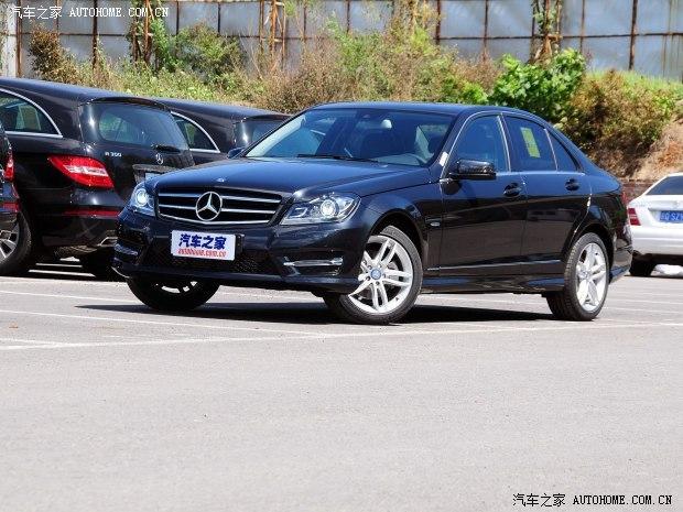 奔驰北京奔驰奔驰C级2013款 C260 时尚型 Grand Edition
