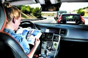 自动驾驶一言不合就撞车?