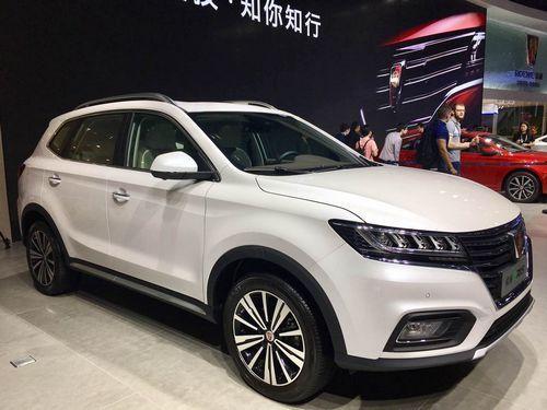 售价28.59-26.59万互联网新能源SUV荣威eRX5上市