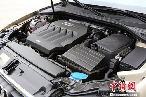 A3 Limousine 車型原有的1.8 TFSI 發動機被新款的2.0 TFSI 發動機取代,其最大輸出功率為140 kW 5,000 rpm