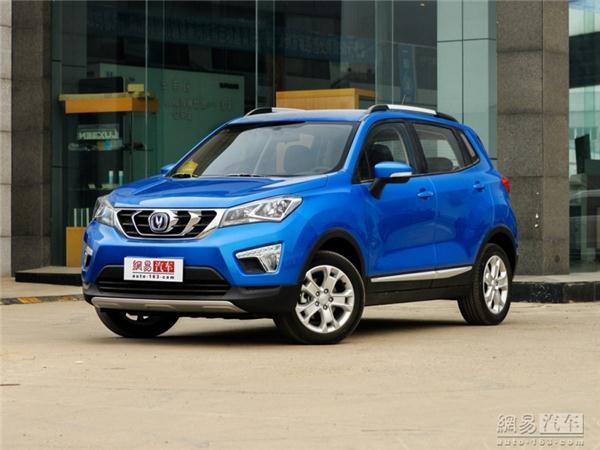 SUV,小型SUV,自主品牌小型SUV,合资品牌小型SUV