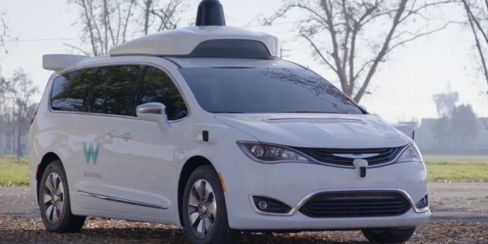 Waymo无人驾驶汽车项目推进 开启亚特兰大测试