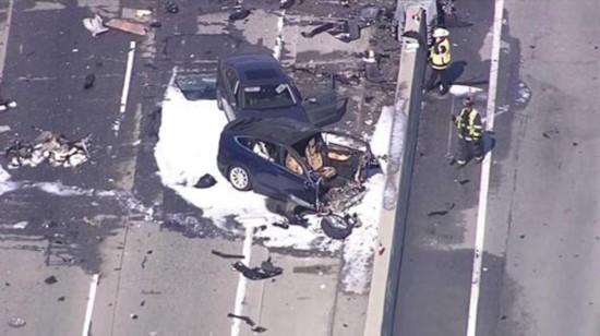 特斯拉披露致死事故细节 引美国运输安全委员会不满