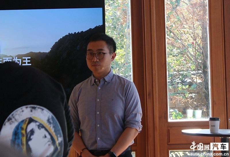 宝马(中国)研发中心整车电子电气测试工程师王昊雨