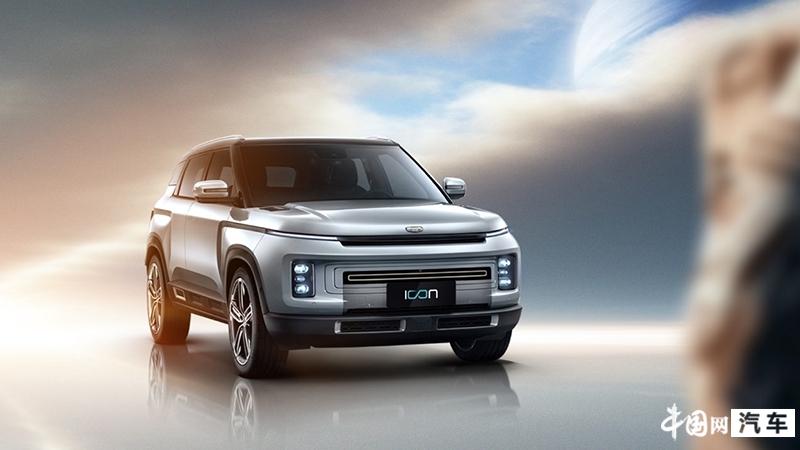 吉利icon科幻限量版将于广州车展开启预售