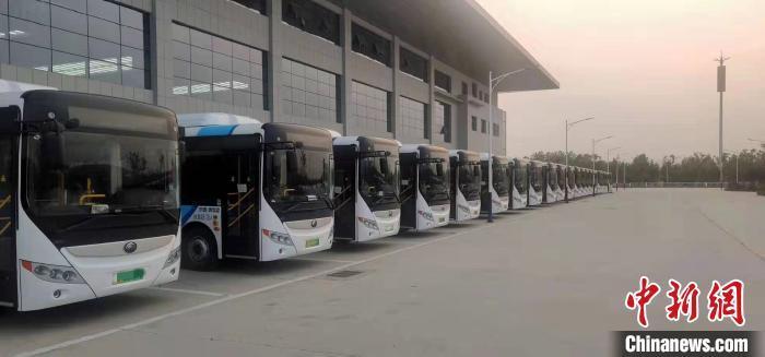 河南新能源汽車推廣應用超14.7萬輛累計節油5億升
