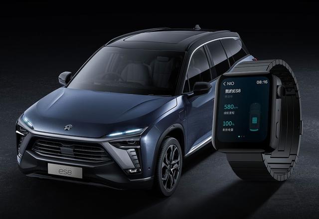 小米与蔚来正式宣布达成合作:小米手表可联动蔚来汽车