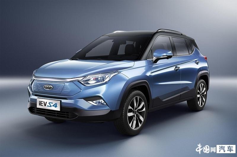 江淮3月销量:纯电动车同比下滑69.8%