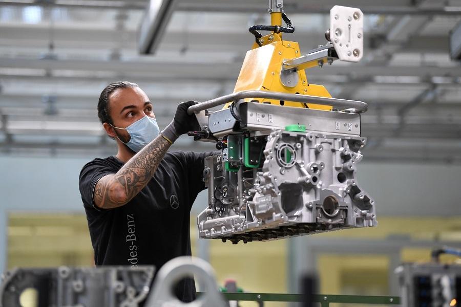 大众、宝马加快重启工厂 欧洲汽车业有序恢复生产