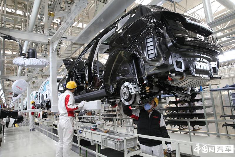 中汽协:国内23家整车企业已基本全面复工