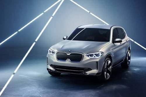 宝马纯电动SUV iX3即将于沈阳投产 74kwh电池组