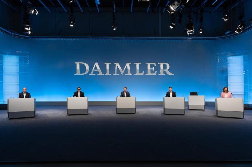戴姆勒计划扩大裁员规模 将超过1.5万人