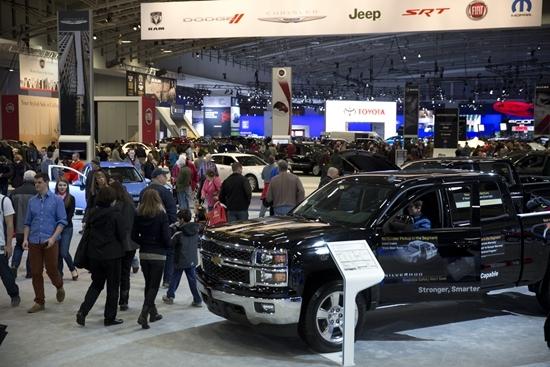 2021年华盛顿车展将从原陈设的1月推迟至3月举行