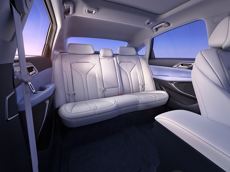 小鹏P5全球首次亮相 全球首款搭载激光雷达的量产智能汽车
