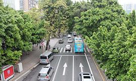 """北京被评为""""首堵"""" 广州沿江西路有望提速30%"""