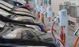 今年新能源车首批补贴5200多万