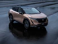 日产汽车首款纯电动跨界SUV 全新日产Ariya亮相2020北京车展