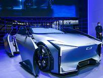 观致MILESTONE概念车全球首发 开拓品牌新维度