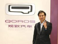 观致汽车CEO矢岛和男:每年至少推出1-2款全新车型