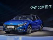 北京现代发力 多款新车亮相北京车展
