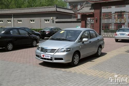 广汽本田理念s1全系优惠5000元 部分现车高清图片