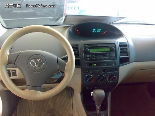 丰田威驰11款天窗版优惠 最后一击了高清图片