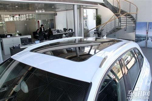 一汽 大众召回部分奥迪Q5车型 因天窗问题高清图片