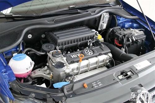 86马力的1.4l发动机,既满足了动力需求,又不会增加太多的油耗高清图片