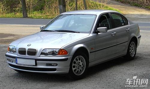 1998年 第四代宝马3系(e46)