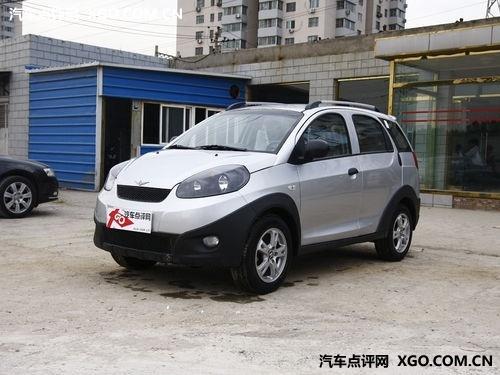 奇瑞瑞麒x1现车销售 购车送3000元油卡高清图片