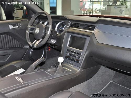 福特野马GT500蝰蛇 天津港现车售126万高清图片