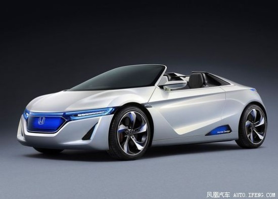 本田 ev-ster 概念车