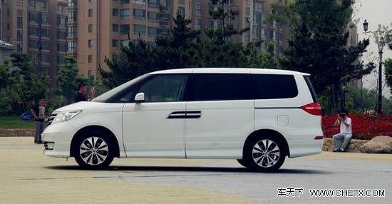 舒适与驾趣的完美共存 试驾东风本田艾力绅高清图片