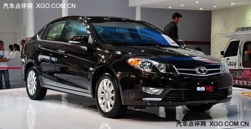 东南v5菱致提车加3千现金 部分现车在售高清图片