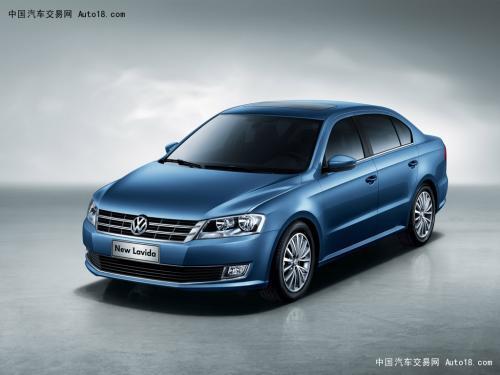 上海大众新朗逸上市一周年累计销量破30万高清图片