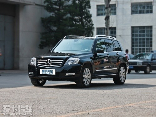 售41.8 55.8万元 新款北京奔驰glk上市 高清图片