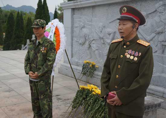 荣威w5携手越战老兵 做自己的人生英雄