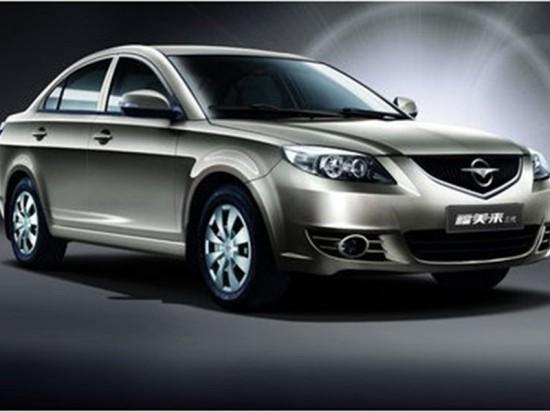上海车市 老款更优惠 海马普力马全系让利8000元高清图片