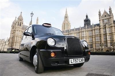 """""""伦敦出租车""""生产商濒临破产"""