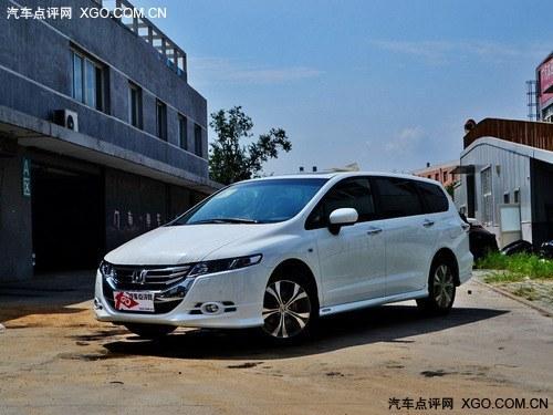 广本奥德赛是mpv市场中的热销车型,一直以来都保持着不错高清图片