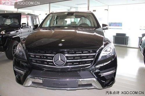 奔驰m级最新价格变化表 车型 颜色 现价(万元) 优惠幅度 奔驰ml350